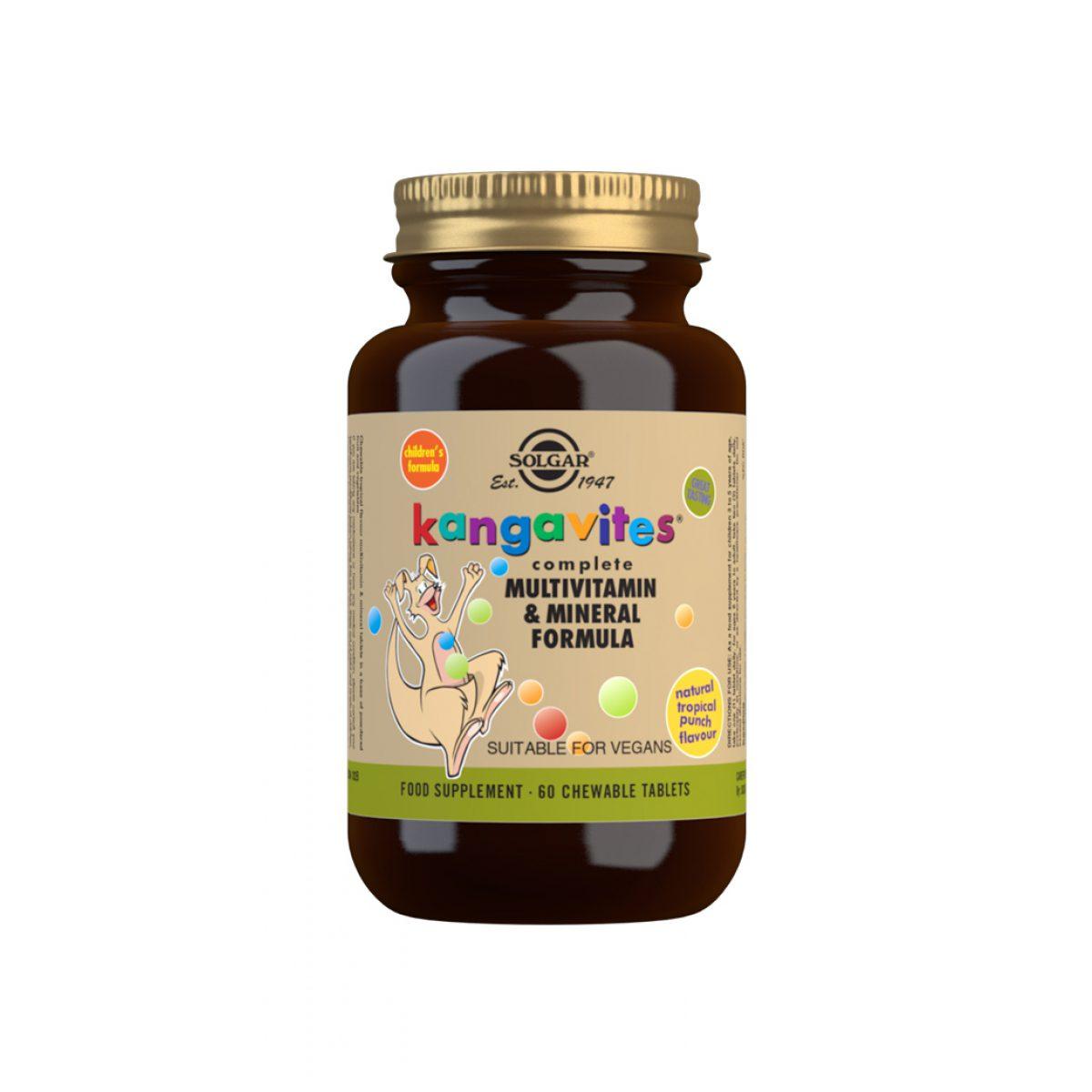 Solgar Kangavites® *60 Tab